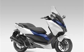 Honda Forza 125cc - прокат скутеров в Лиссабоне