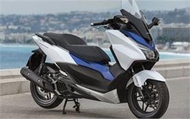 Honda Forza 300cc - Rollervermietung in Athen