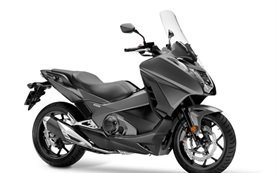 Honda Integra 750 DCT ABS - motorcycle rental in Lisbon Portugal
