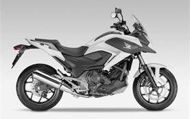 Хонда NC700X - аренда мотоцикла на Кипр