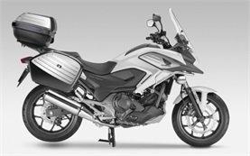 Honda NC750X - alquilar una motocicleta en Lisboa