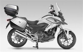 Honda NC750X - Motorradverleih in Antalya