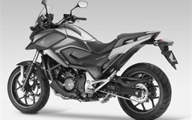 Honda NC750X - motorcycle rental in Malaga, Spain