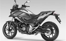 Honda NC750X - motorcycle rental in Malaga, Spain