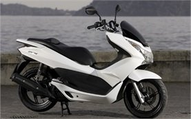 Honda PCX 125 - scooter for rent in Olbia
