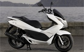 Honda PCX 125 - scooter for rent in Porto