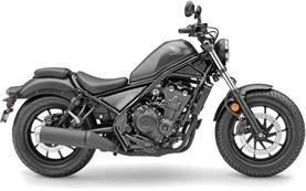 Honda REBEL 500 - мотоцикл напрокат в Барселоне, Испании