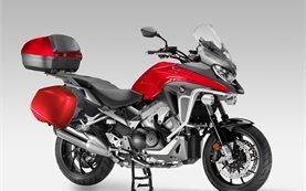 Honda VFR 800 X - motorcycle rental in Malaga