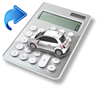 Calculate car rental