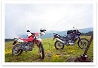 Private motorcycle tours
