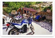 Motorcycle rental at Motoroads.com
