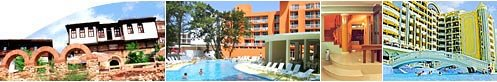 Bulgaria Black Sea hotels