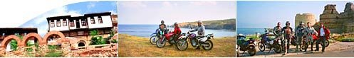 Balck Sea motorcycle tour