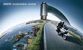 BMW Motorbike Rental in Istanbul and Ataturk Airport