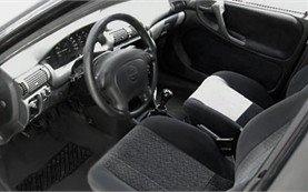 Interior » 2000 Opel Astra Wagon