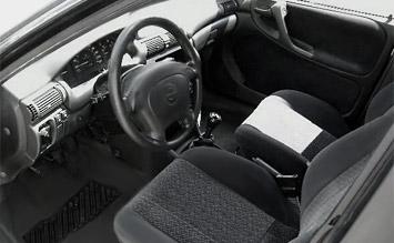 Interior 187 2000 Opel Astra Wagon Photos