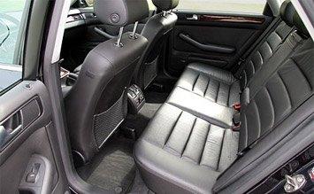 Interior » 2001 Audi A6 QUATTRO