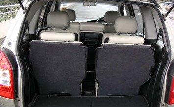 Interior » 2001 Opel Zafira 6+1