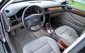 Интериор » 2002 Ауди А6 Automatic
