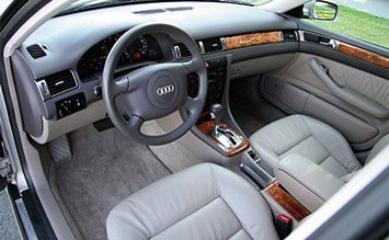 Interior » 2002 Audi A6 Automatic
