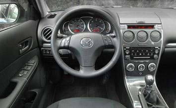 Interior » 2003 Mazda 6 Estate