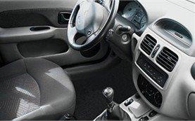 Interior » 2003 Renault Clio