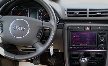 Interior 187 2004 Audi A4 Photos