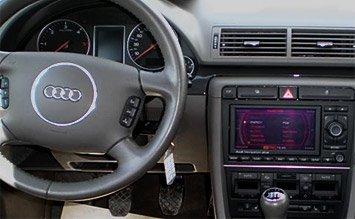 Салон » 2004 Ауди A4