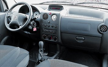 Interior » 2008 Citroen Berlingo 1.4