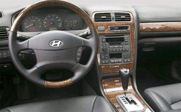 Interior » 2004 Hyundai Sonata