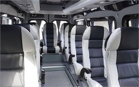 Interior » 2004 Mercedes Sprinter 14+1
