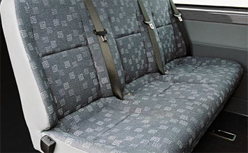 Interior » 2004 Mercedes Sprinter 8+1