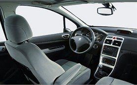 Interior » 2004 Peugeot 307