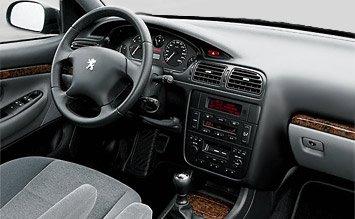 Interior » 2004 Peugeot 406
