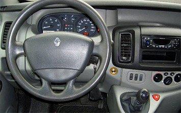 Interior » 2004 Renault Trafic