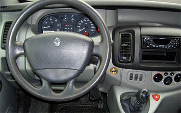 Interior » 2004 Renault Trafic - photos