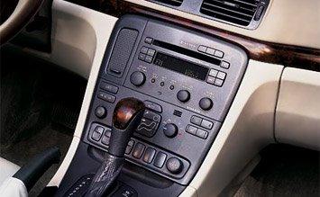 Салон » 2004 Вольво S80