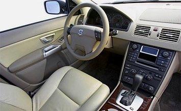 Интериор » 2004 Волво XC90
