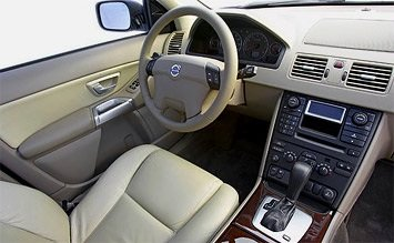 Interior » 2004 Volvo XC90