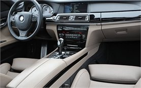 Interior » 2011 BMW 740 AUTO XD