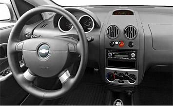Interior » 2005 Chevrolet Kalos - photos