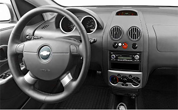 Interior » 2005 Chevrolet Kalos