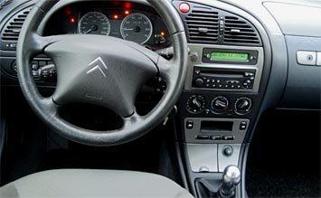 Interior » 2005 Citroen Xsara