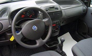 Interior » 2005 Fiat Punto