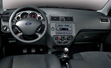 Interior » 2005 Ford Focus Station Wagon