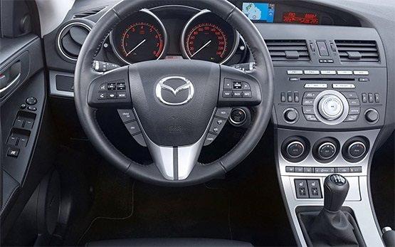 Interior » 2010 Mazda 3 Sedan