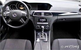 Interior » 2005 Mercedes C 220 SW Auto