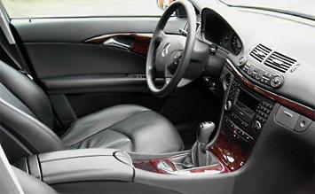Interior » 2005 Mercedes E 220 - photos
