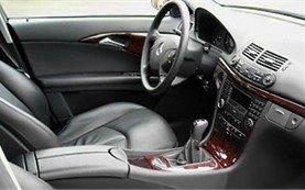 Interior » 2005 Mercedes E 220