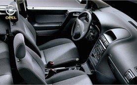 Interior » 2005 Opel Astra Classic